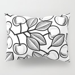 Cherries Pillow Sham