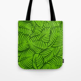 Great Palm Leaves Tote Bag