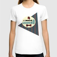 """fez T-shirts featuring Doctor Who: 11th Doctor - """"Geronimo"""" by Neobie Gonzalez"""