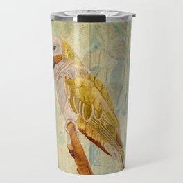 Derbyan Parakeet I Travel Mug