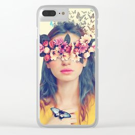 The Orphan Clear iPhone Case