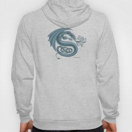 """Dragon Letter S, from """"Dracoserific"""", a font full of Dragons Hoody"""