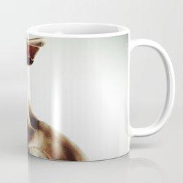 Weimaraner Flappy Ears Coffee Mug