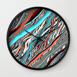 Wallpaper Wall Clock