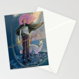 Eltanin and Errai Stationery Cards