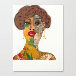 Face It 2 Canvas Print