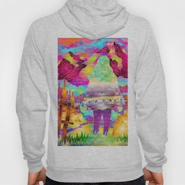 Her World in Graffiti Hoody