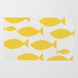 fish pattern Rug