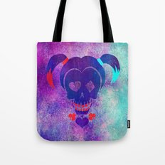 Harley Quinn Suicide Squad Tote Bag