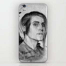 The Flame iPhone Skin