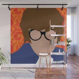 Austin Powers3 Wall Mural