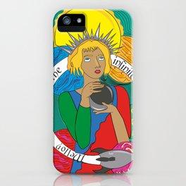 Mellon Collie iPhone Case