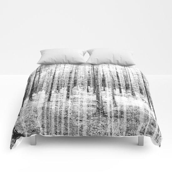 Forest II Comforters