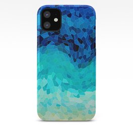 INVITE TO BLUE iPhone Case