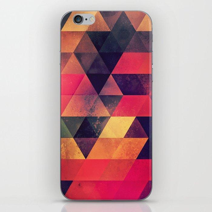 myll tyll iPhone Skin