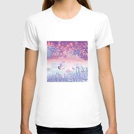 Ophelia was a man T-shirt
