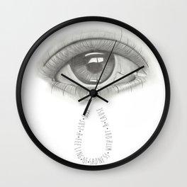 Are You Sad? Wall Clock