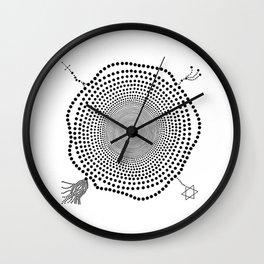 One Light Wall Clock