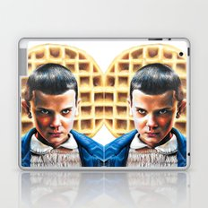 Eleven from Stranger Things Laptop & iPad Skin