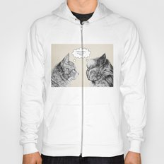 Cat Confusion Hoody