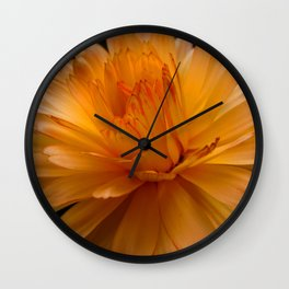 Open Wall Clock