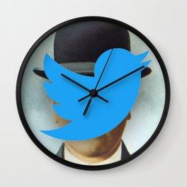 Son of Tweet Wall Clock