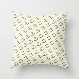Made in Chicago Pattern Throw Pillow