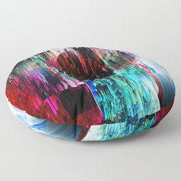 Hidden Heart - 2016.02 Floor Pillow
