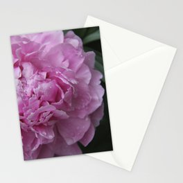 Pink Peony II Stationery Cards