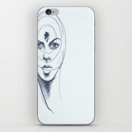 Brainwashed America iPhone Skin