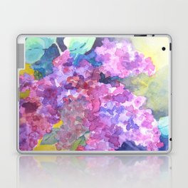 Bold Color Lilacs Laptop & iPad Skin