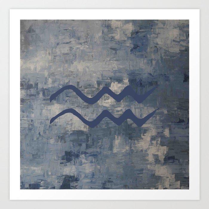 Aquarius Kunstdrucke