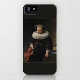 Hi-F iPhone Case