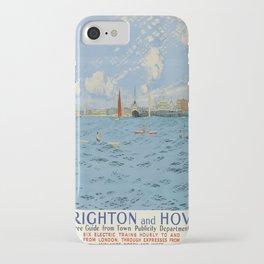 billboard Brighton and Hove iPhone Case