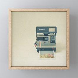 Instant Dreams Framed Mini Art Print