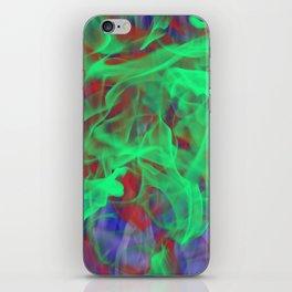 Let Your Mind Wonder iPhone Skin