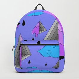 Purple Py Backpack