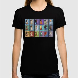She Series Collage - Version 3 T-shirt