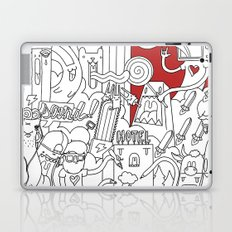 Citylife Laptop & iPad Skin