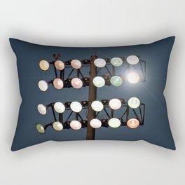 Beneath Friday Night Lights Rectangular Pillow