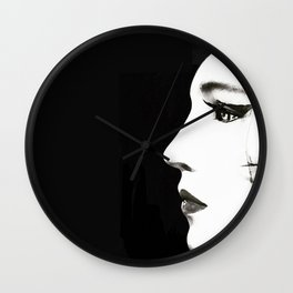 Emilia by Lika Ramati Wall Clock
