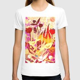 Birds In Garden T-shirt