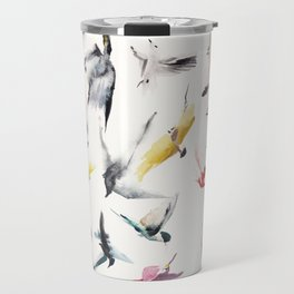Free birds Travel Mug