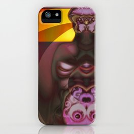 November, 2104 iPhone Case