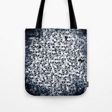 Skull Sketch Pattern Tote Bag