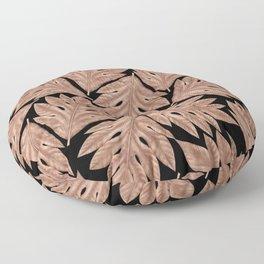 Breadfruit Pattern Floor Pillow