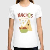 T-shirts featuring NachOs by Teo Zirinis