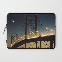 New Moon Bridge Laptop Sleeve