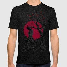 Redhead samurai T-shirt