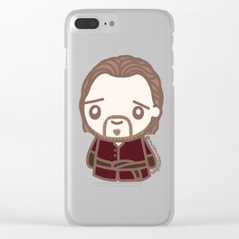 Tom Henry V Clear iPhone Case